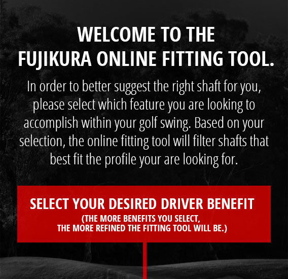 Welcome to the Fujikura Online Fitting Tool